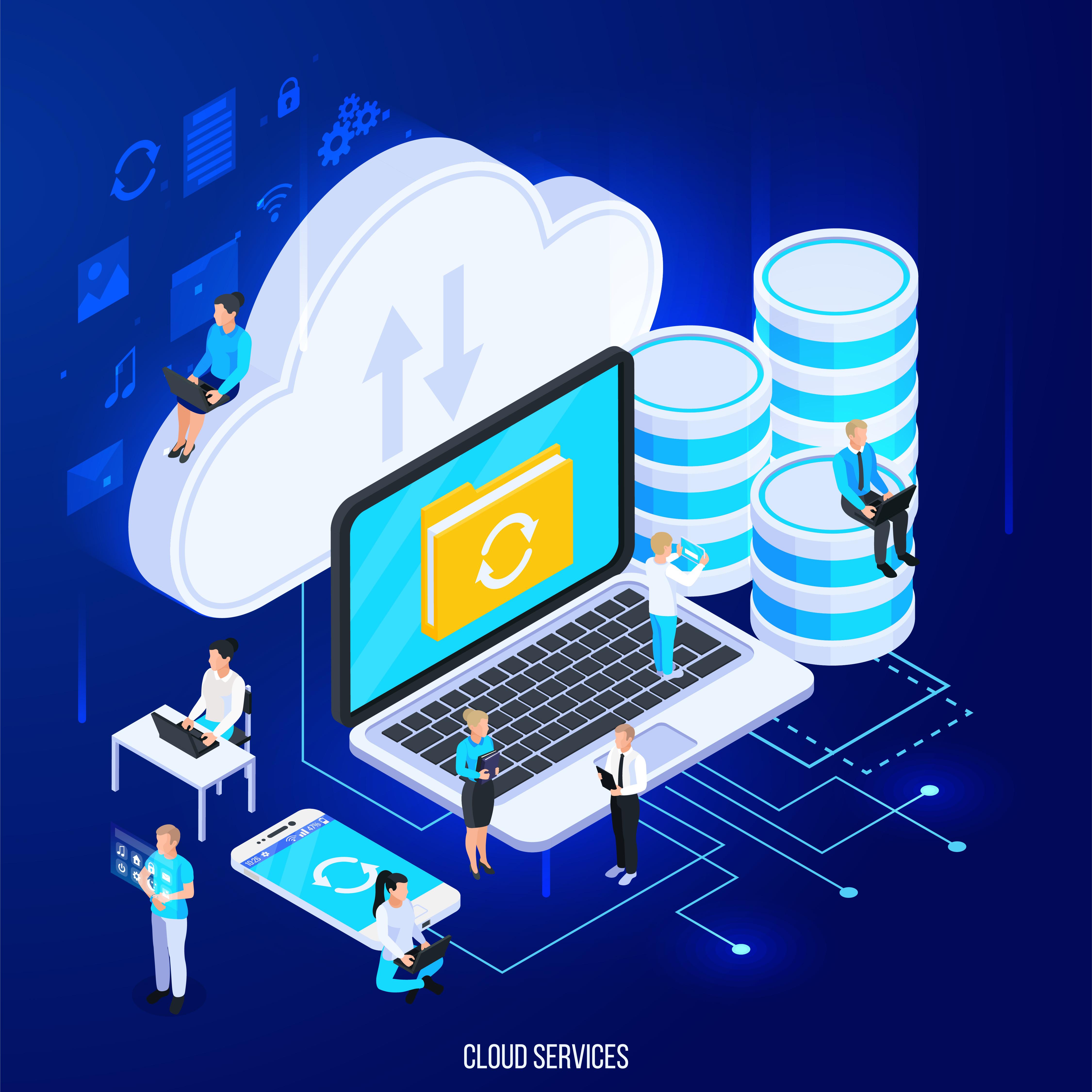 Cloud Services Conceptual Composition